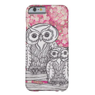 Chinese Paper Owls 4 ID iPhone 6 case