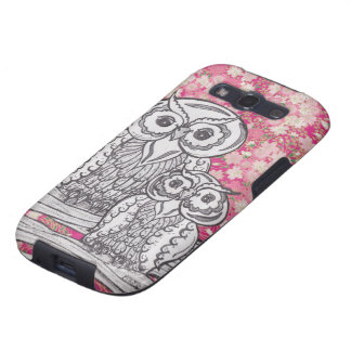 Chinese Paper Owls 4 Samsung Galaxy s Case Galaxy SIII Covers