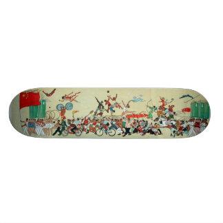 Chinese Parade Skateboard