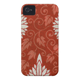 Chinese Pattern IVy Pattern Case-Mate iPhone 4 Cases