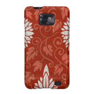 Chinese Pattern IVy Pattern Samsung Galaxy S2 Cases