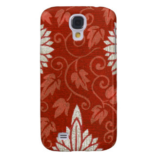 Chinese Pattern IVy Pattern Samsung Galaxy S4 Cover