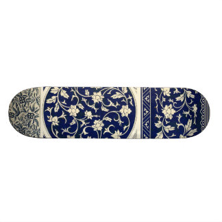 Chinese pattern Skateboard
