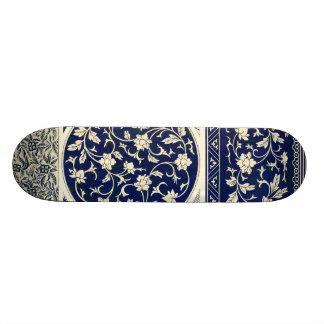 Chinese pattern Skateboard