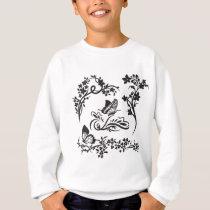 Chinese Pattern Sweatshirt