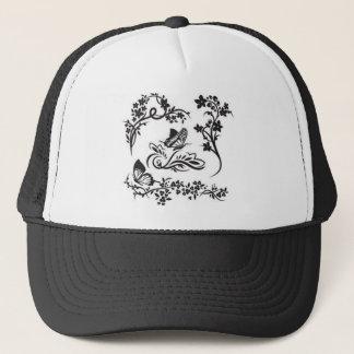 Chinese Pattern Trucker Hat