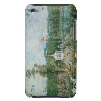 Chinese Pavilion in an English Garden, 18th centur iPod Touch Case-Mate Case