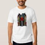 Chinese Peking Opera Mask Design T-Shirt