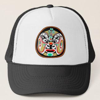 Chinese Peking opera mask version 2 Trucker Hat