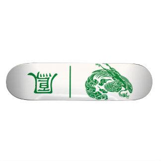 Chinese Phoenix Feng Huang Skateboard Decks