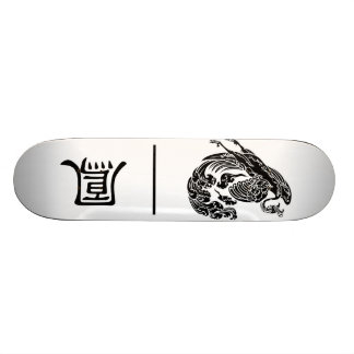 Chinese Phoenix Feng Huang Skate Boards
