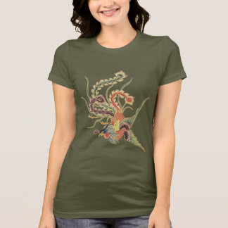 Chinese Phoenix - Fenghuang  Mythological Birds Ar T-Shirt