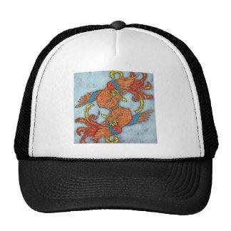 Chinese Phoenix Hat