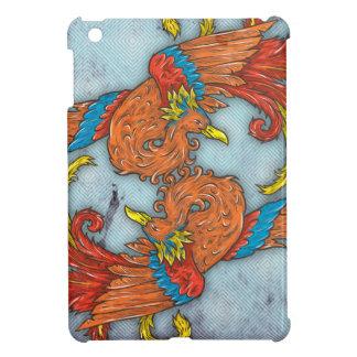 Chinese Phoenix Case For The iPad Mini