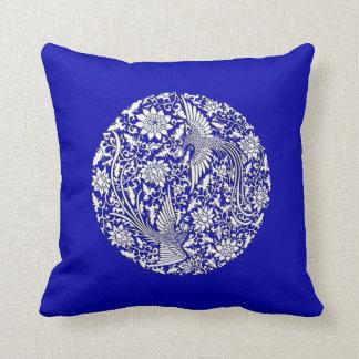 Chinese phoenix pillows