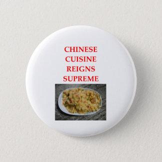 CHINESE PINBACK BUTTON