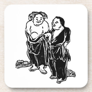 Chinese Poet Drink Coaster