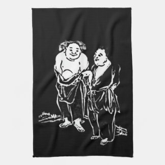 Chinese Poets Towels