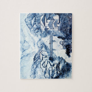 Chinese Porcelain Art #1 Jigsaw Puzzles
