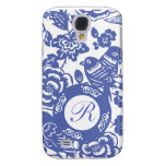 Chinese Porcelain Pern II Samsung Galaxy S4 Covers