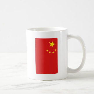Chinese pride coffee mug