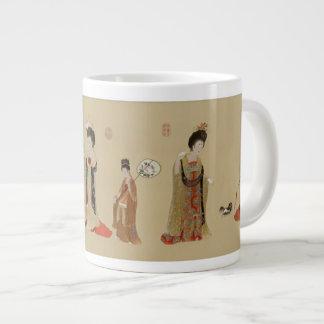 Chinese princesses Jumbo Mug