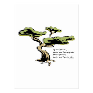 Chinese Proverb Postcard
