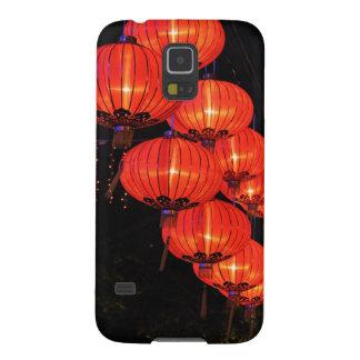 Chinese Red Lanterns Galaxy S5 Case