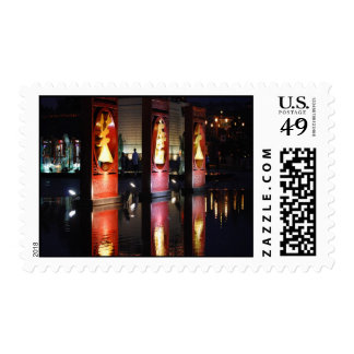Chinese Reflection Stamp