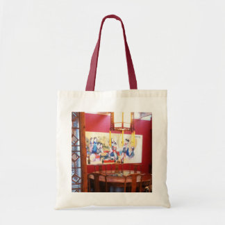 Chinese Restaurant setting Tote Bag