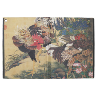 Chinese Rooster New Year 2017 Japanese P Ipad PRO iPad Pro Case