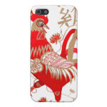 Chinese Rooster Zodiac Speck Case iPhone 5 Cases