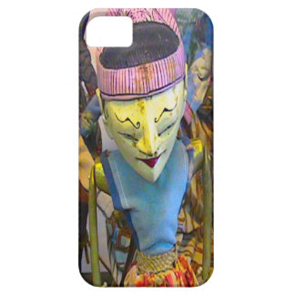 Chinese shadow puppet iPhone SE/5/5s case
