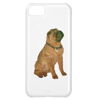 Chinese Shar Pei (A) iPhone 5C Case