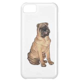 Chinese Shar Pei (B) Cover For iPhone 5C