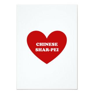Chinese Shar Pei Card