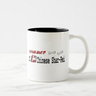 Chinese Shar-Pei (I Love) Mug