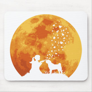 Chinese Shar-Pei Mouse Pad