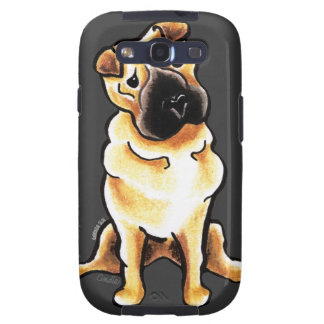 Chinese Shar Pei Off-Leash Art™ Galaxy S3 Cover