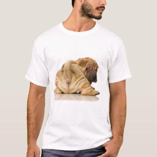 Chinese Shar-pei Puppy Dog T-Shirt