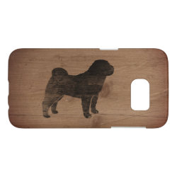 Case-Mate Barely There Samsung Galaxy S7 Case with Shar-Pei Phone Cases design