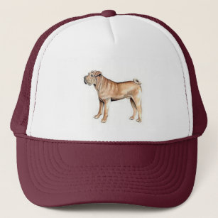 Chinese Shar-Pei Trucker Hat