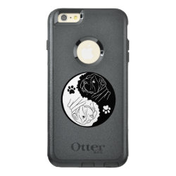 Chinese Shar pei yin-yang OtterBox iPhone 6/6s Plus Case