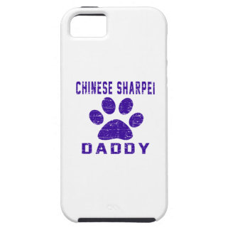 Chinese Sharpei Daddy Gifts Designs iPhone 5 Cases