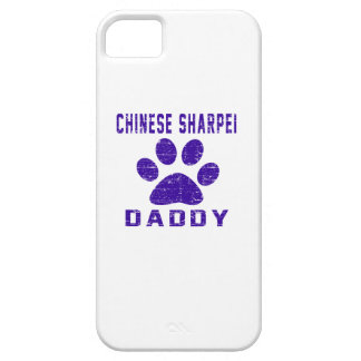 Chinese Sharpei Daddy Gifts Designs iPhone 5/5S Cover