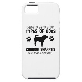 chinese-sharpei dog designs iPhone 5 case