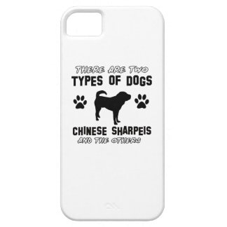 chinese-sharpei dog designs iPhone 5 covers