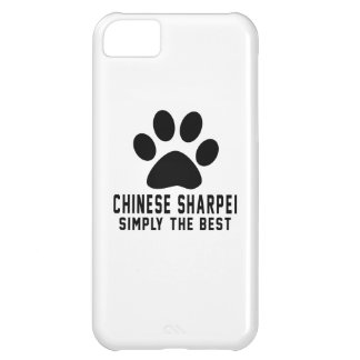 Chinese Sharpei Simply the best Case For iPhone 5C