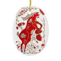 Chinese Sheep Astrology Ornament