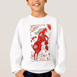 Chinese Sheep Astrology Sweatshirt